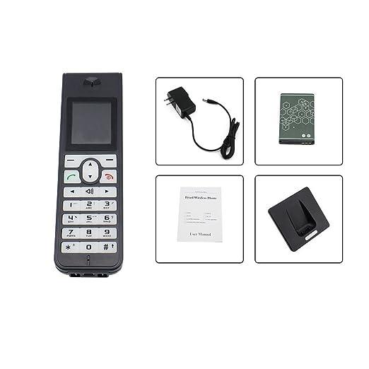 Amazon.com: GSM Teléfono inalámbrico para el hogar o la ...