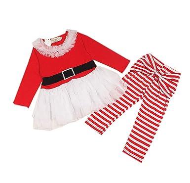 Amazon.com: MAOMAHREWW - Conjunto de traje de Navidad para ...