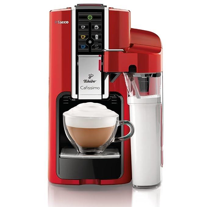 1 opinioni per Tchibo, Macchina per caffè espresso e caffè crema in capsule Saeco Cafissimo