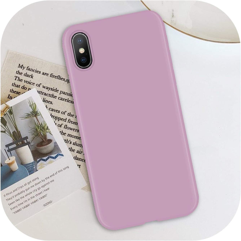 Accesorios de moda fundas de belleza para iphone 11X6 S 7 8 Plus