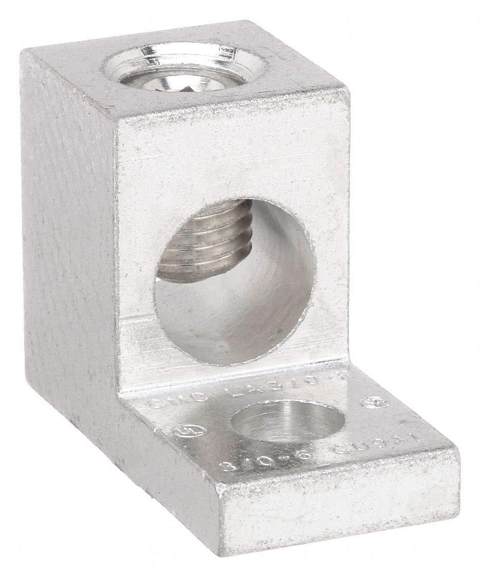 1 Cond Mechanical Conn Lug 2//0 to 14 Awg