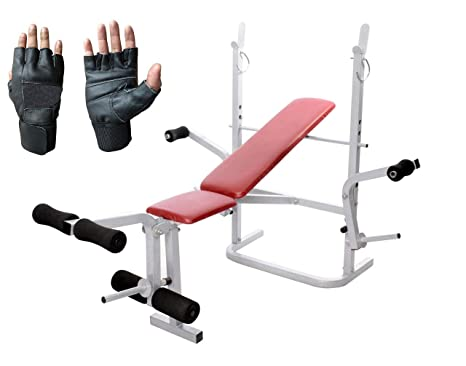 Lifeline Adjustable Bench For Weight Loss And Chest Workout