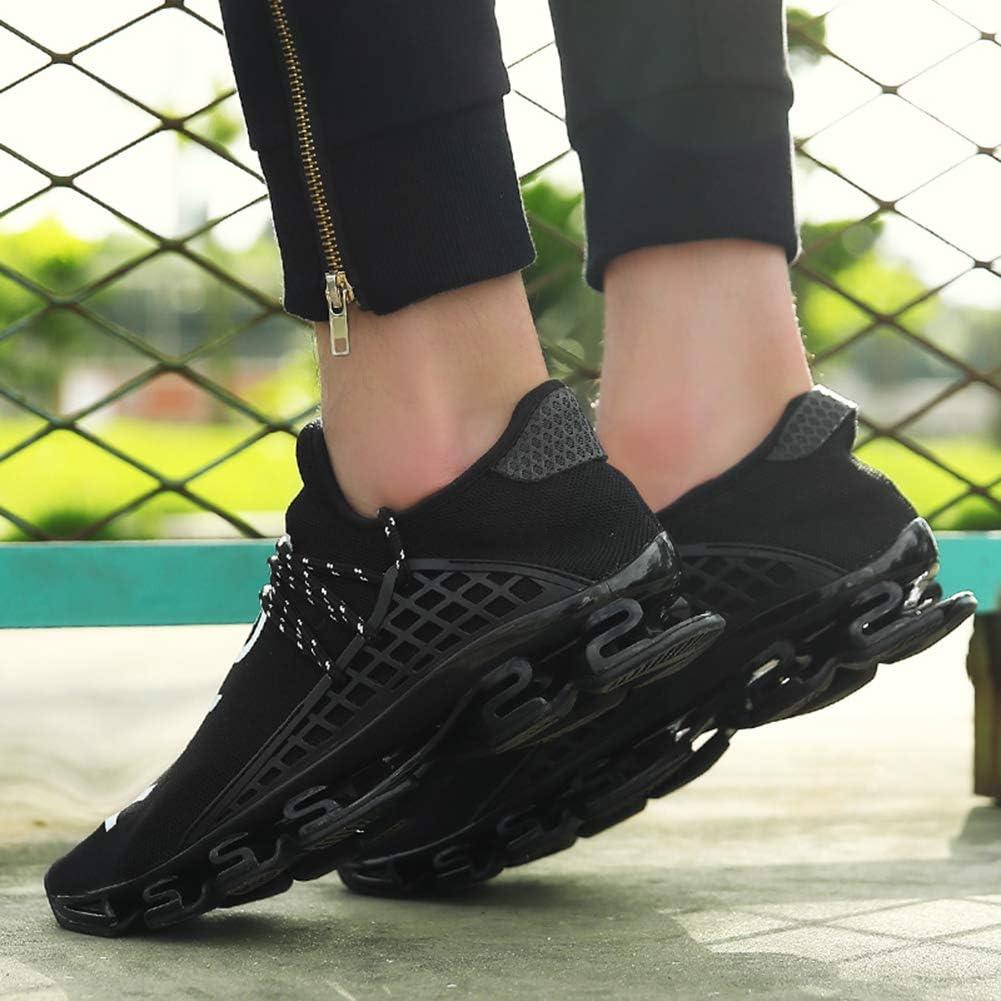 CAGAYA Sportschuhe Herren Laufschuhe Sneaker Mesh