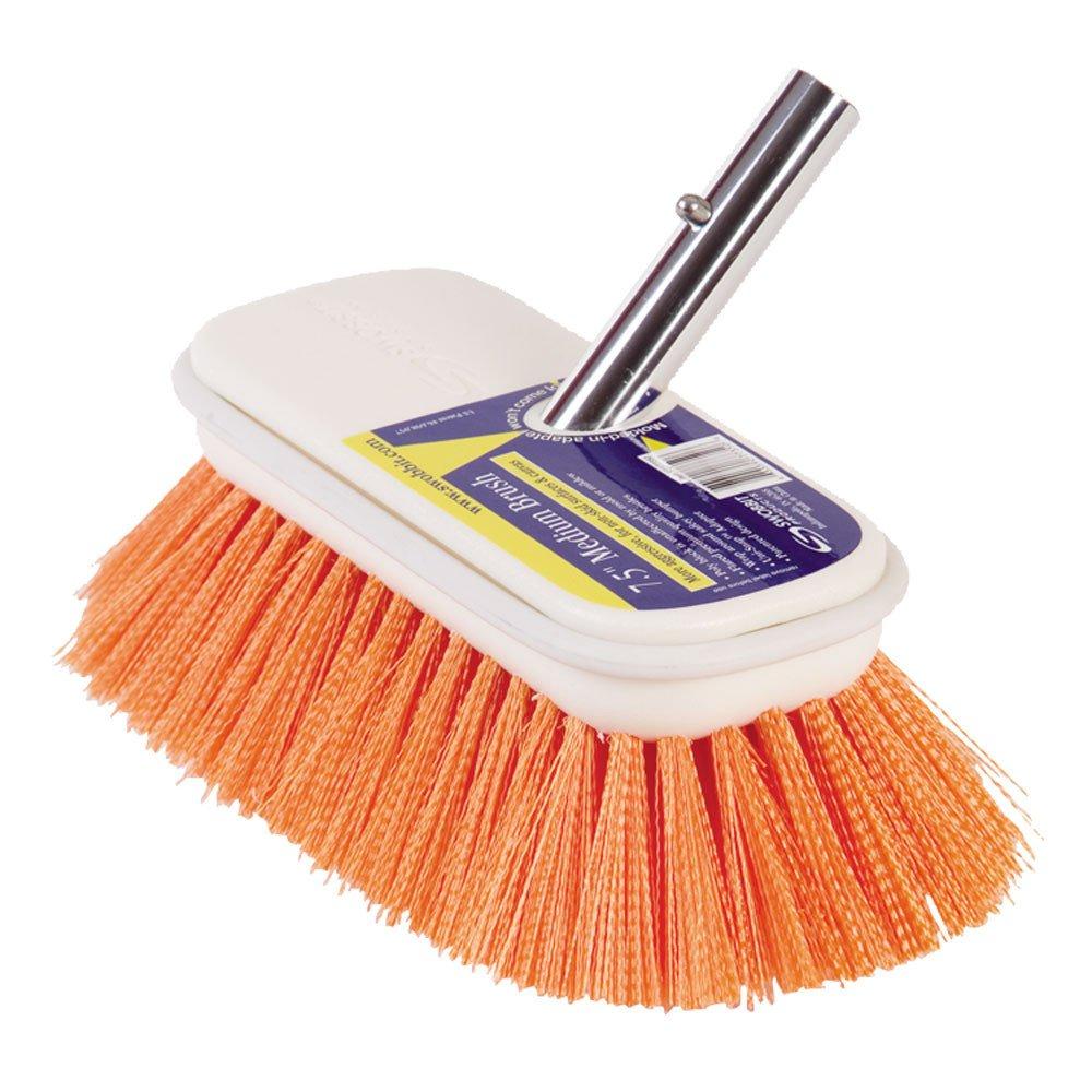 Swobbit 7.5'' Medium Brush - Orange