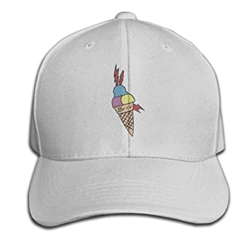hittings Gucci goldmane Ice Cream Tattoo Béisbol Peaked Cap Ash Ash: Amazon.es: Deportes y aire libre