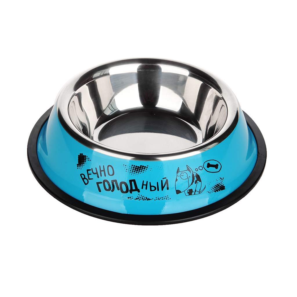M Dog Food Feeding Basin Drinking Basin Large Dog Food Bowl Dog Bowl Dog Food Bowl Pet Supplies (Size   M)