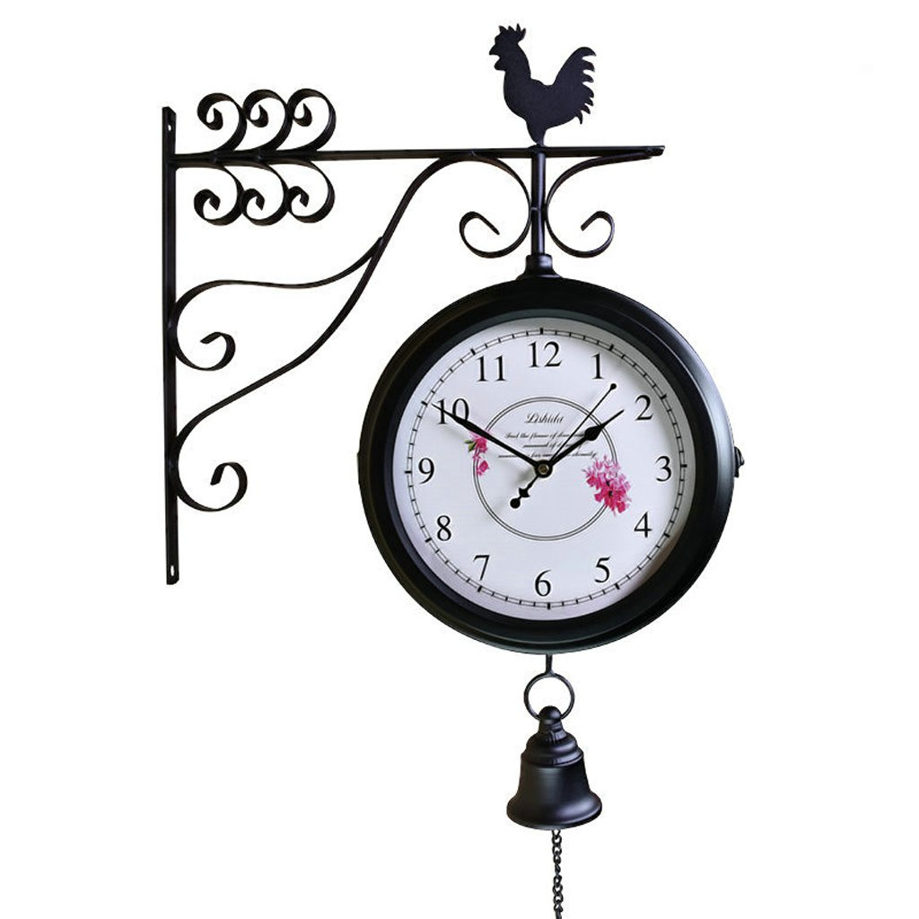 Orologio da parete bifacciale [Classe di efficienza energetica A+] HNXZ