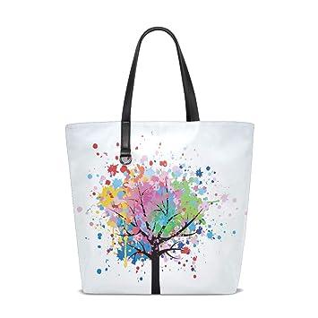 Amazon.com: Bolsas de pintar coloridas para árbol, bolsa de ...