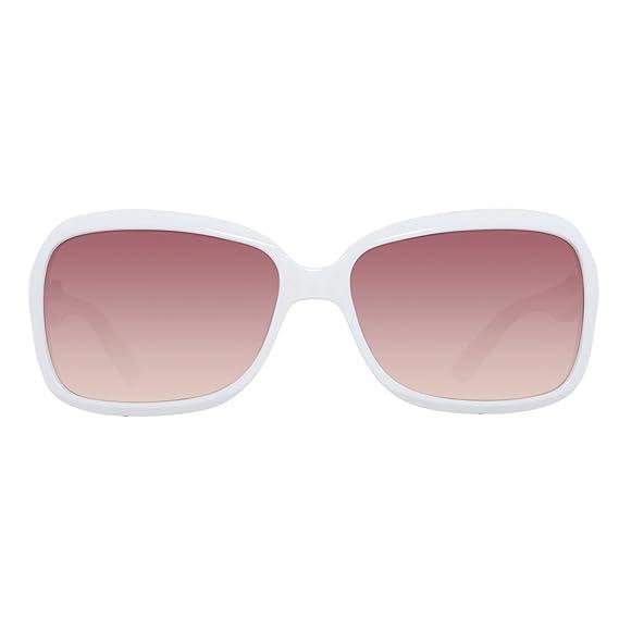 Guess Sonnenbrille GU0223F 61T49 (61 mm) weiß kC3Xe