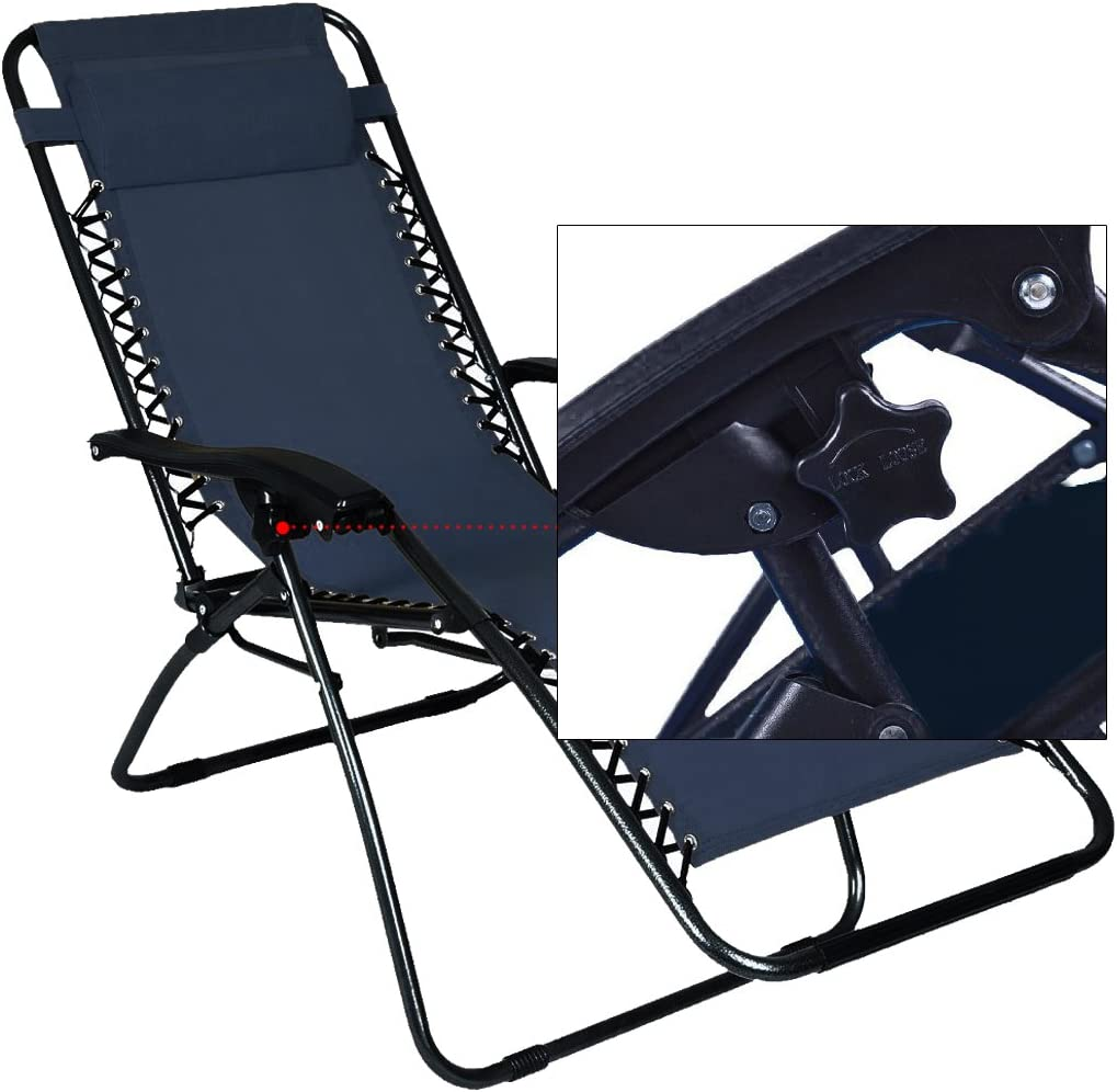 Odaof Zero Gravity Chair (Blue)