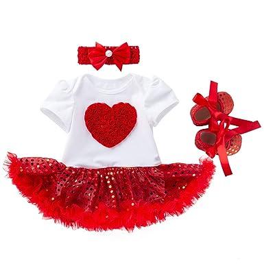 e0d665be1d11 Amazon.com  Baby and Toddler Girls Dresses Child Kids Skirt Short ...