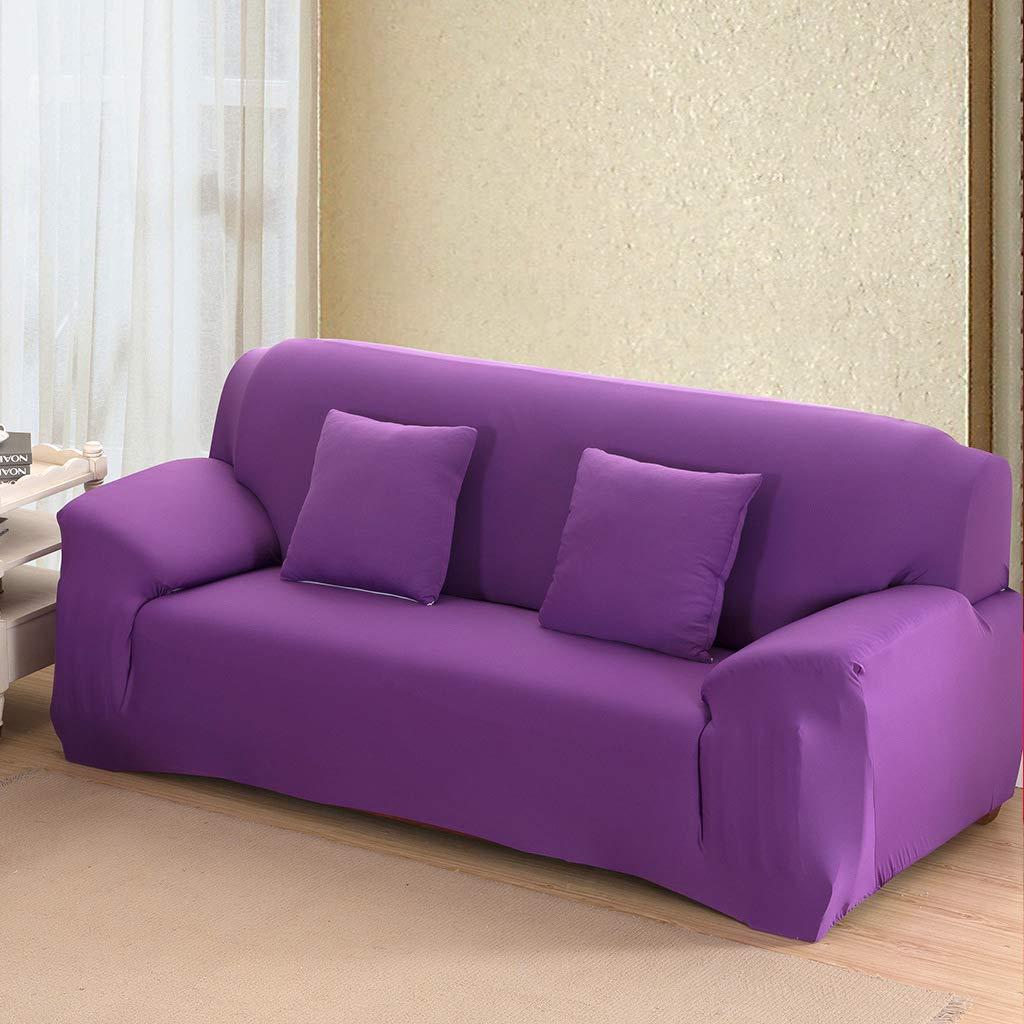 Sofá individual con cubierta elástica antideslizante con ...