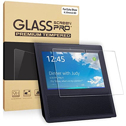 Amazon Com Amazon Echo Show Screen Protector Ronxs Premium Quality