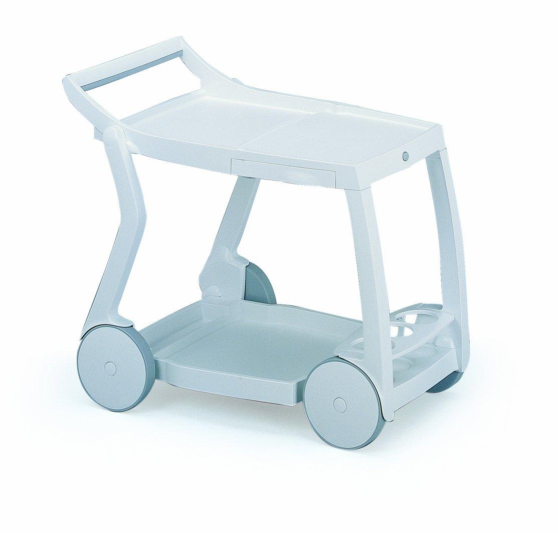 BEST 18480000 Servierwagen Galileo, weiß weiß weiß 9d51f4