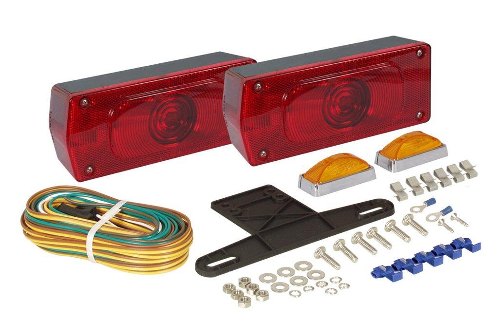 Optronics Trailer Light Kit Waterproof TL-36RK TL36RK nws-3003-1482