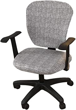 Elastic Computer Office Rotating Chair Cover Slipcover Protector Home Solid Lot