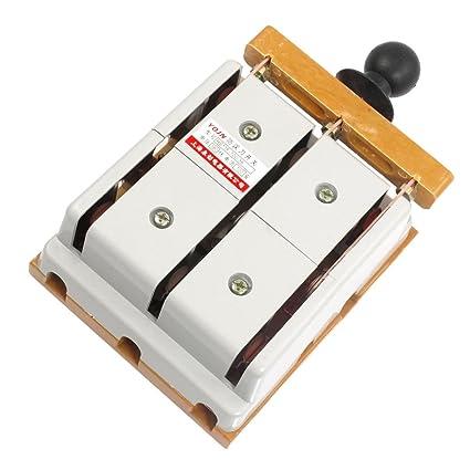 380V 100A 3 Polo Doble Lanzar Electrónico Freno Seguridad ...