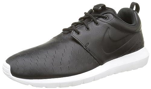 Nike Men's Roshe Nm Lsr Training Running Shoes, Black (Black/Black/White