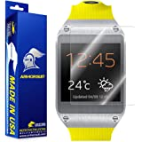 ArmorSuit MilitaryShield - Samsung Galaxy Gear Screen Protector [Full Coverage][2 Pack] Anti-Bubble Ultra HD Shield w/ Lifetime Replacements
