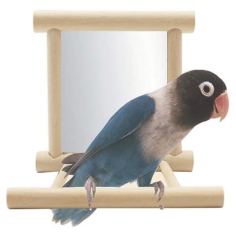 Neborn - Divertido Juguete de Madera con Forma de pájaro, para ...