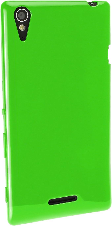 iGadgitz U3142 Funda Compatible con teléfono móvil Verde: Amazon.es: Electrónica