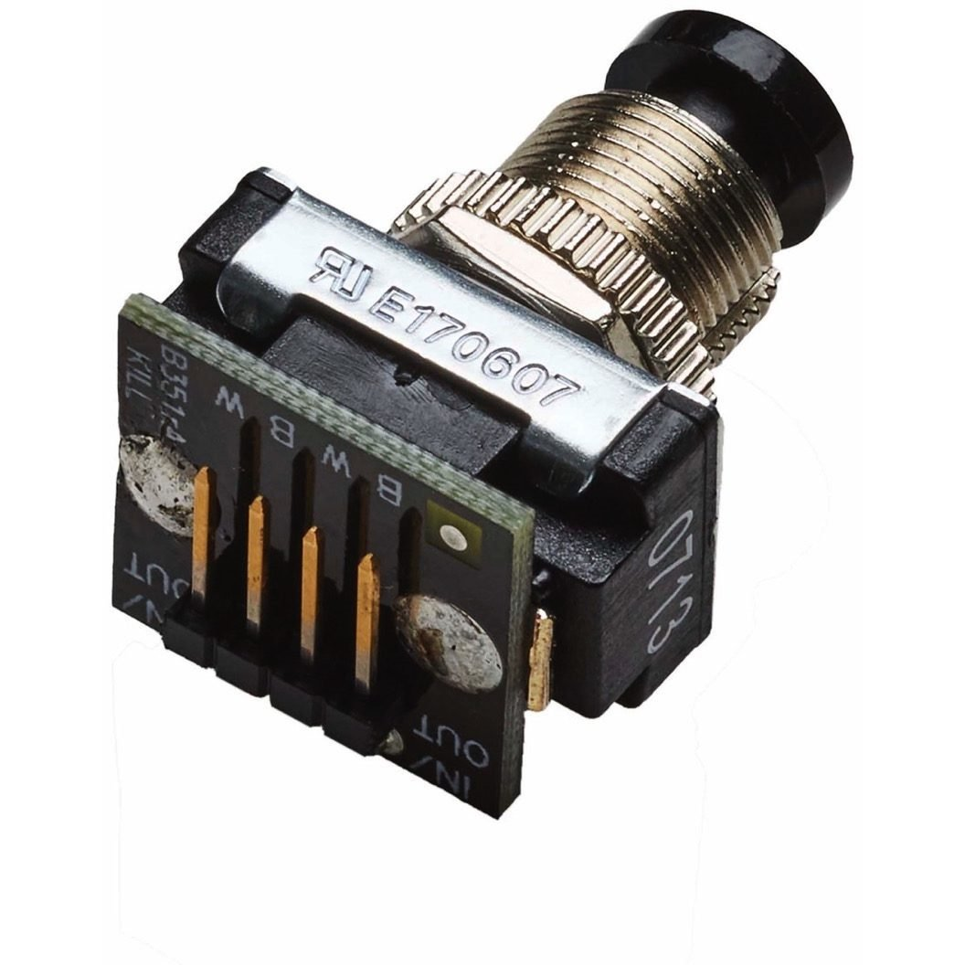 Amazon.com: EMG TKO Kill Switch Momentary On/Off Push Button Switch: Musical Instruments