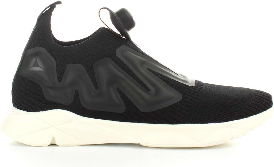 Reebok Pump Supreme Style - Zapatillas de Running, Unisex Adulto, Negro(: Amazon.es: Deportes y aire libre