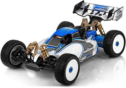 Amazon Com Team Energy G8x 1 8 Scale 21 Nitro Powered Ready To Run Racing Buggy With Dimension Gt3x Afhds 2 4ghz 3 Channel Radio System Rc Remote Control Radio Car Toys Games