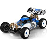 Team Energy G8X 1/8 Scale .21 Nitro Powered Ready to Run Racing Buggy with Dimension GT3X AFHDS 2.4ghz 3 Channel Radio System RC Remote Control Radio Car