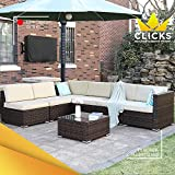 Clicks Waterproof Outdoor TV Cover 20 to 24 inches