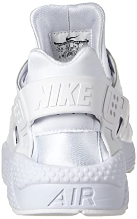 Amazon.com: Nike Mens Air Huarache White/White/Pure Platinum Running Shoe 12: Clothing
