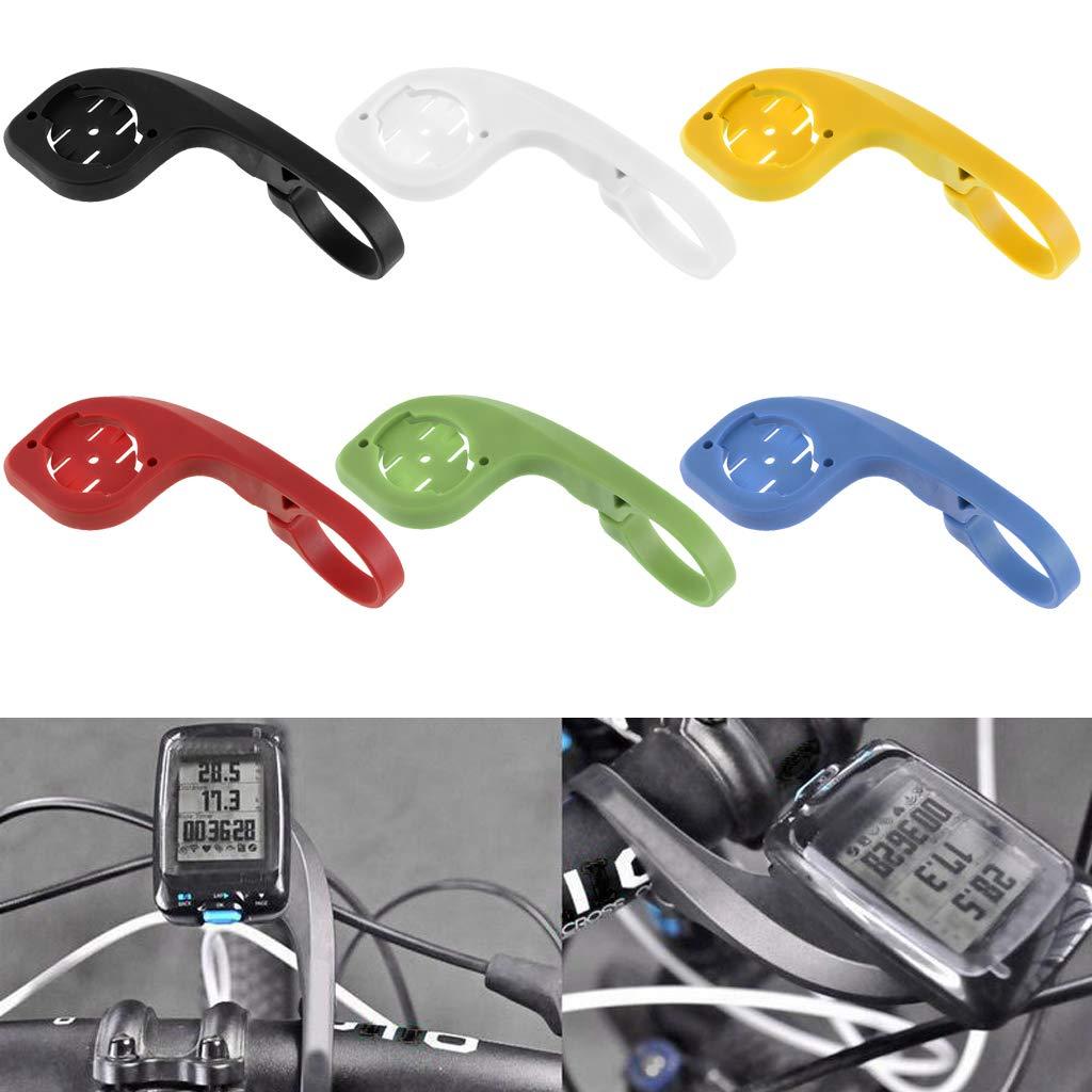 Bici Cicl/ómetro Veloc/ímetro Accesorio para Garmin Edge 200//500//800 Bryton Rider 20//30//40 Ciclismo Bici IPOTCH Soporte de Ciclocomputadores de Bicicleta