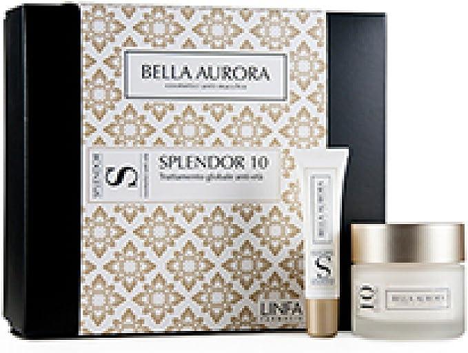 Bella Aurora Labs Pack Christmas Splendor 50 Ml + Contorno Occhi 15 Ml: Amazon.es: Salud y cuidado personal