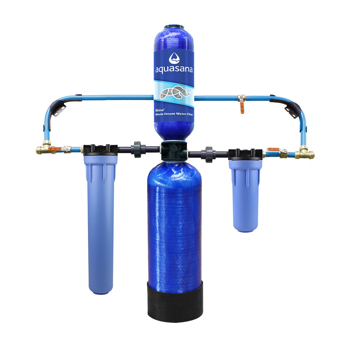 Waterfilter Aquasana 10 Year 1 000 000 Gallon Whole House Water Filter With