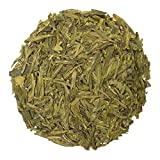 The Tea Farm - Premium Dragon Well Green Tea - Chinese Loose Leaf Green Tea (16 Ounce Bag)