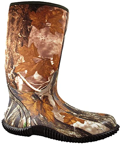 True Timber Camo Amphibian Rain Boots