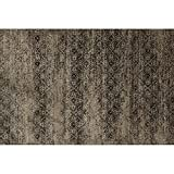 Loloi Rugs, Elton Collection - Taupe / Slate Area Rug, 5'-2'' x 7'-7''