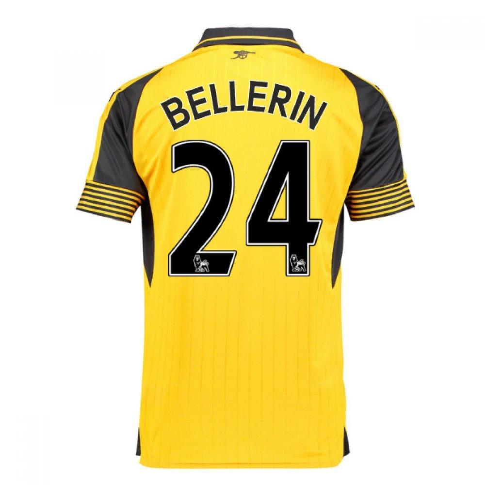 2016-17 Arsenal Away Football Soccer T-Shirt Trikot (Hector Bellerin 24)