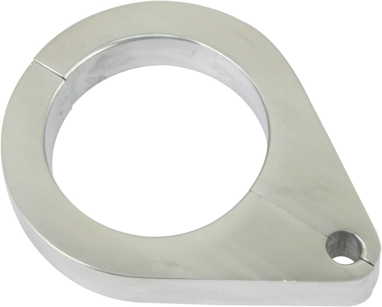Each Empi 17-2830 Polished Aluminum Brake Line Clamp For Vw Swing Axle Tubes