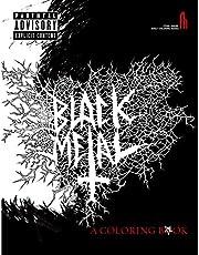 The Black Metal Coloring Book