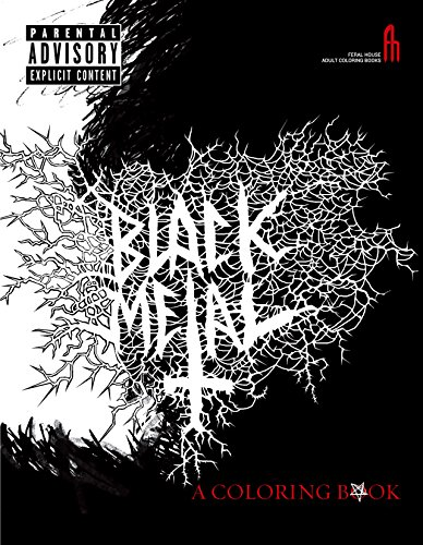- The Black Metal Coloring Book (Feral House Coloring Books for Adults)