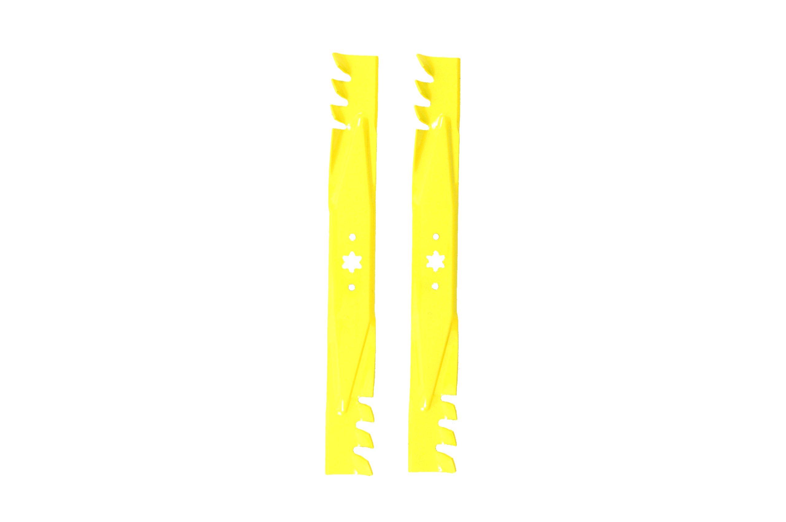MTD Genuine Parts 490-110-0137 42-Inch Xtreme Blade Set