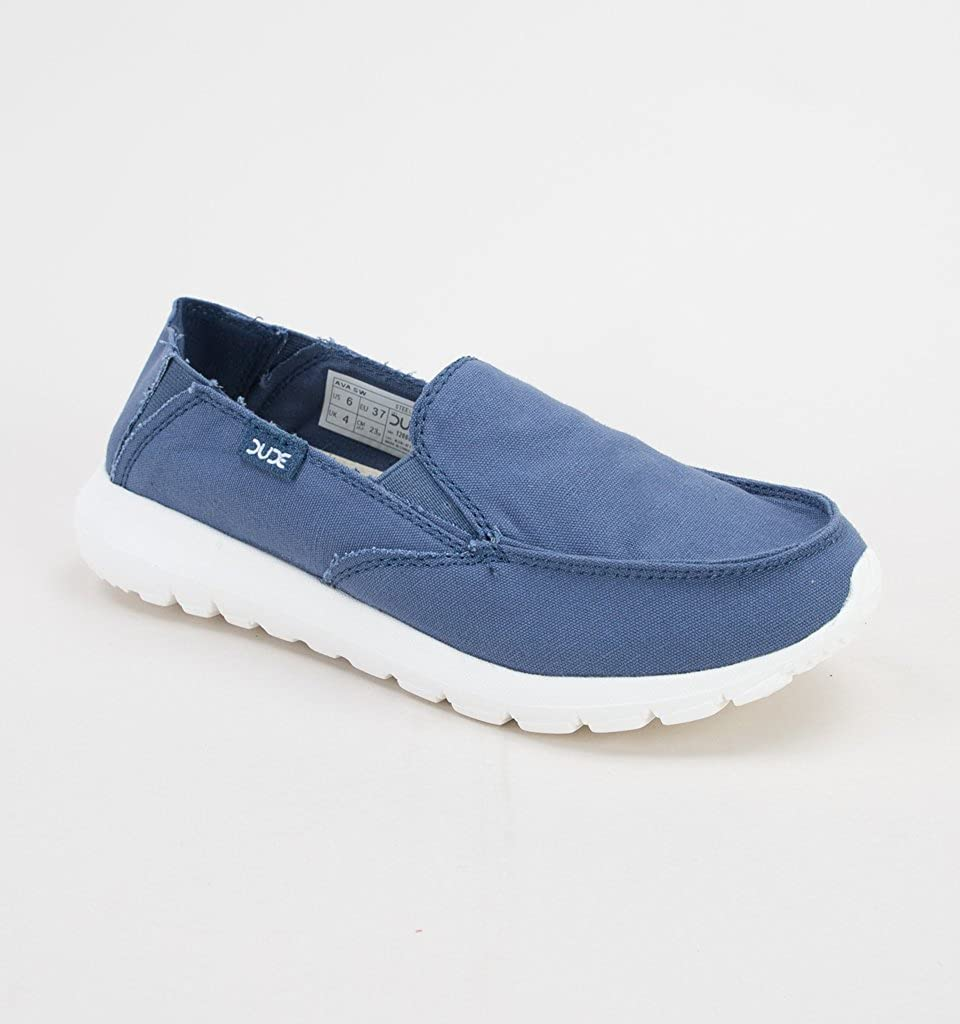 Dude Shoes Auris Lana Carbone Hard Court Scarpa Uomo. €60.80. Dude Shoes  Calzare Il AVA Acciaio Blu Donna Mulo 1162a3ccbb5