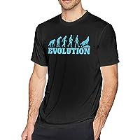 Affordable shop Evolution Wolf Men's Short Sleeve T-Shirt L