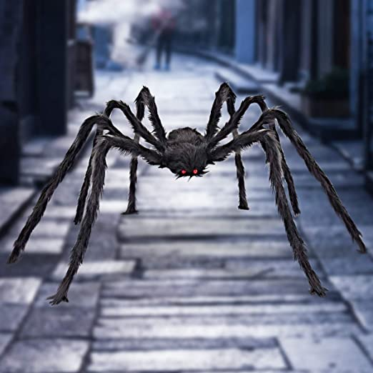 Large Spider Decoration For House  from images-na.ssl-images-amazon.com
