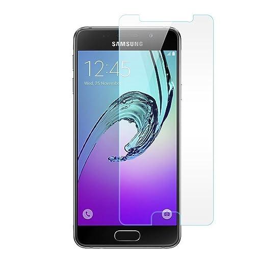 4 opinioni per LONVIPI® Galaxy A3 2016 Pellicola protettiva per Display in Vetro Temperato 9H
