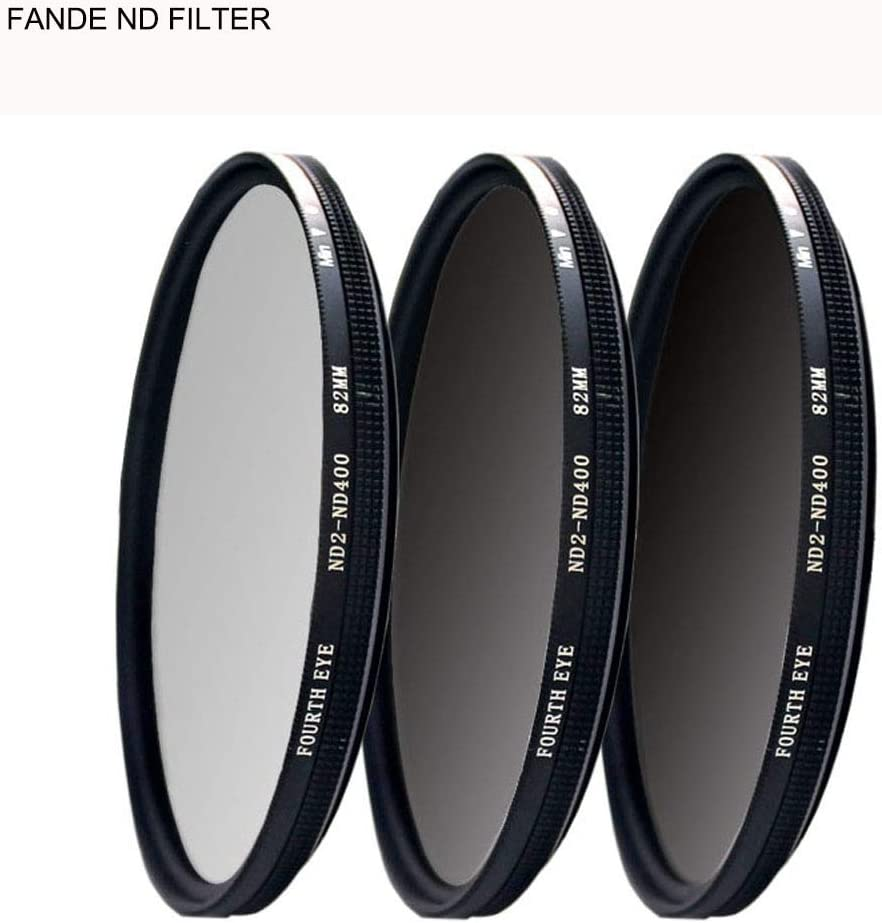LNY-YK Fader ND ND2-ND400 ND Filter 67MM