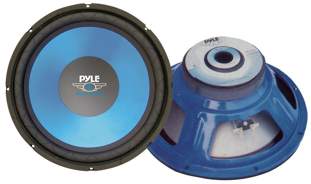 Amazon.com: PYLE PLW10BL 10-Inch 600 Watt Subwoofer: Car Electronics