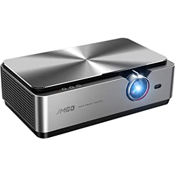 Proyector, X2019 HD Nativo de 1080p Proyector de Cine en Casa ...