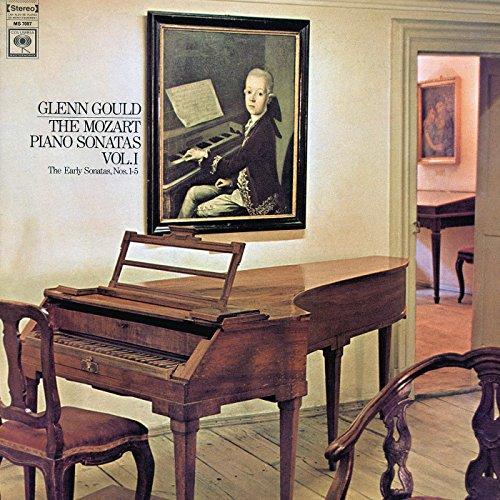 Mozart: Piano Sonatas Nos. 1-5...